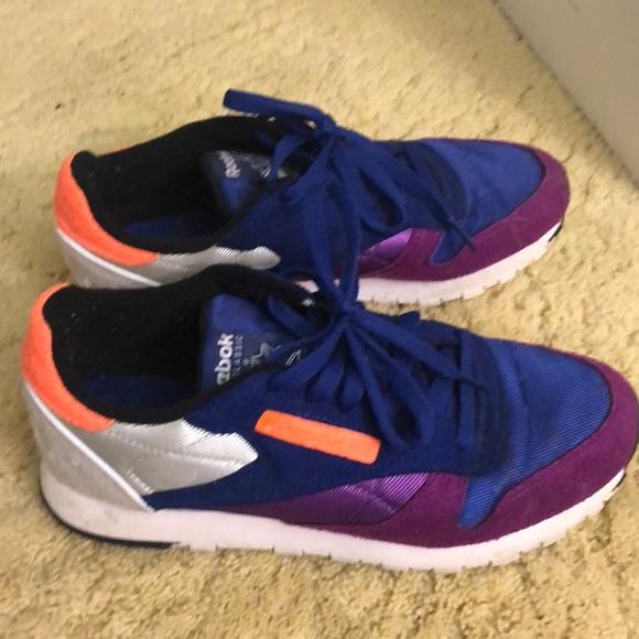 Reebok Shoes | Reebok Colorful Shoes